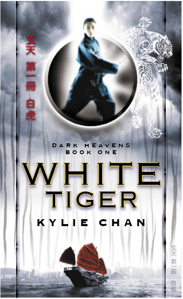 Dark Heavens 1: White Tiger