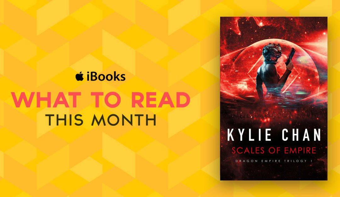 Scales of Empire Featured on iBooks